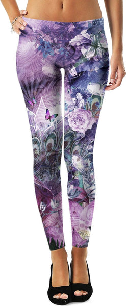 Nature Vibes Yoga Leggings
