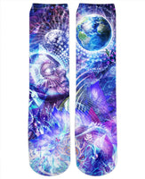 Transcension Crew Socks