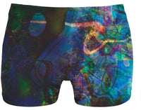 Underwater Alien Worlds Underwear