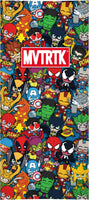 MVTRTK SUPER HEROES Towel