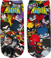 MVTRTK BATMANFAMILY Socks