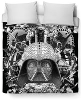Digital Empire B&W Duvet Cover