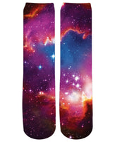 Cosmic Forces Crew Socks