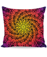 Deep Swirl Couch Pillow