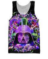 Digital Empire Limited Edition Purple Tank Top