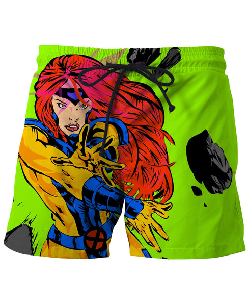 Destruction Swim Trunks