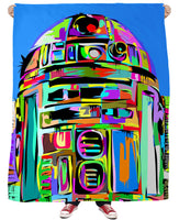 Droid Fleece Blanket