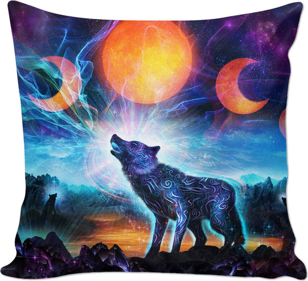 The Magic Howl Couch Pillow