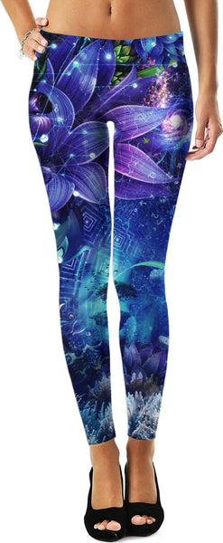Cosmic Nature Leggings