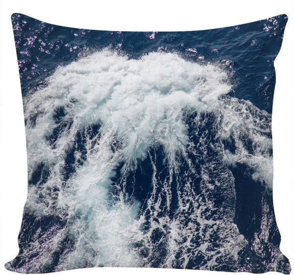 Caribbean Splash Couch Pillow