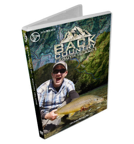 Backcountry - South Island DVD