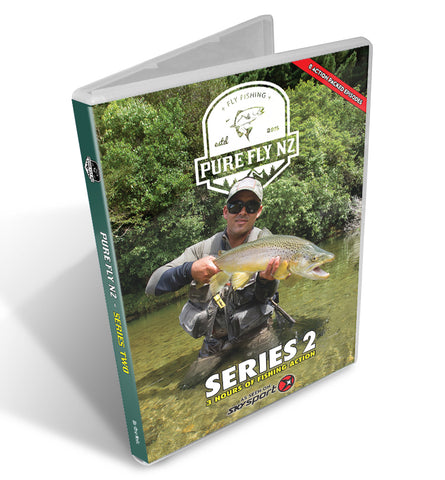 PURE FLY NZ - Season 2 DVD