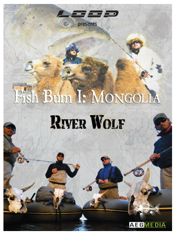 Fish Bum 1 - Mongolia