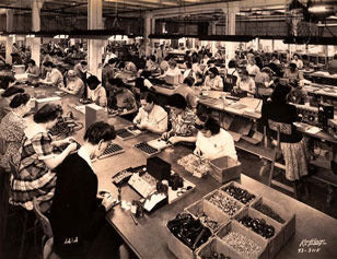 The First Shure Factory