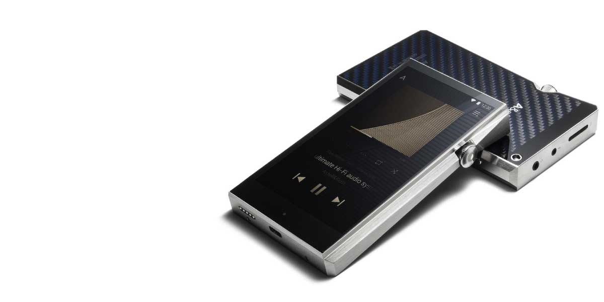 Updates for Astell&Kern