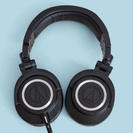 Best Headphones for Dolby Atmos - Audio-Technica ATH-M50X