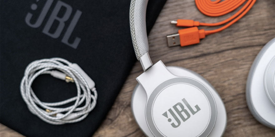 Headphones & Earphones for OnePlus 7 Pro - JBL LIVE 650BTNC