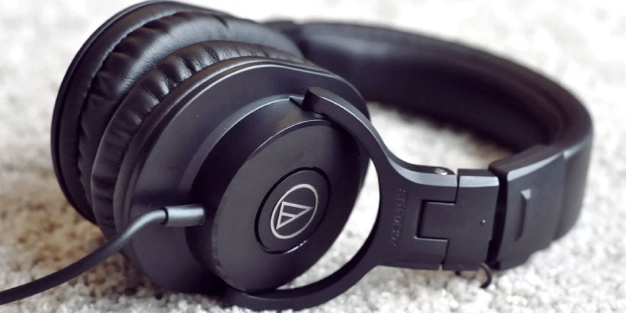 Best Headphones under 5000 - Audio-Technica ATH-M20x