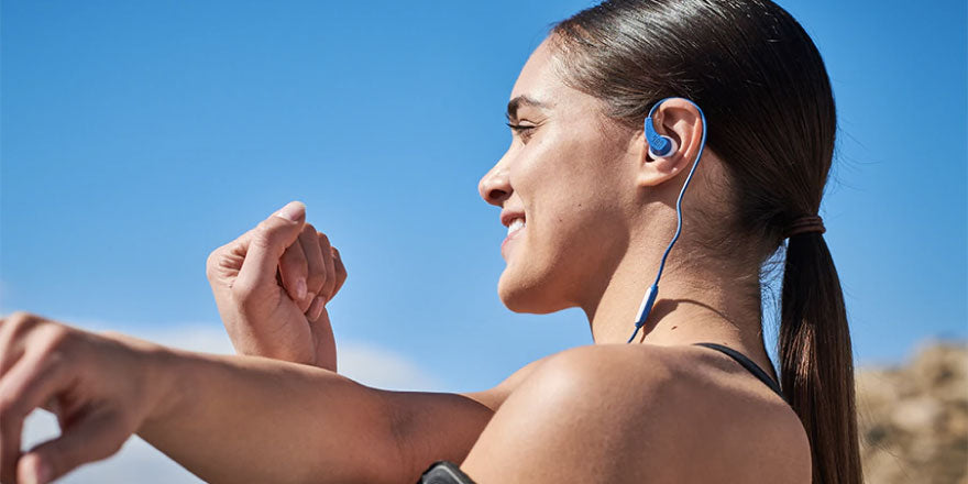 Best Sports Earphones under 1000 - JBL Endurance Run