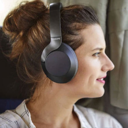Best Noise Cancelling Headphones - Philips TAPH805