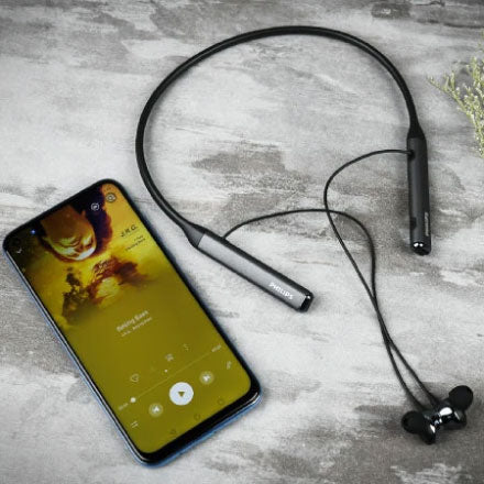 Best Wireless Noise Cancelling Earphones - Philips TAPN505