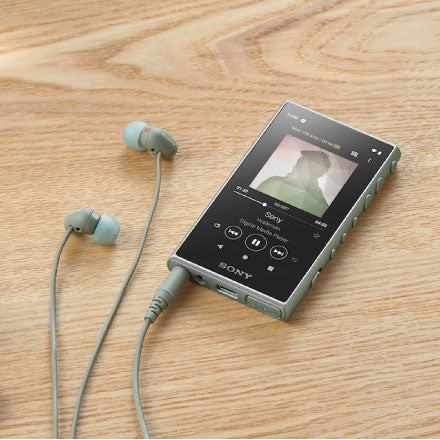 Best Hi-Fi Music Players - Sony NW-A105