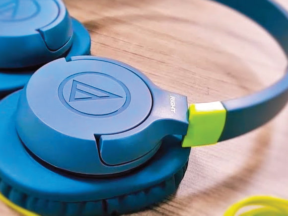 Audio-Technica ATH-AX1is-foldable