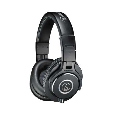 Headphone-Zone-Audio Technica ATH-M40x