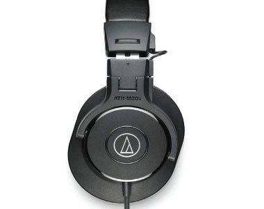 Headphone-Zone-Audio-Technica-ATH-M30x - Single Sided Cable