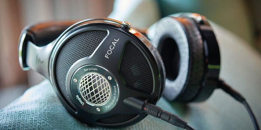 Best Audiophile Headphones - Focal Utopia