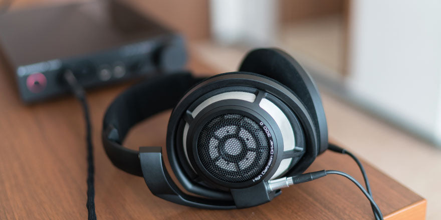 Best Audiophile Headphones - Sennheiser HD 800s