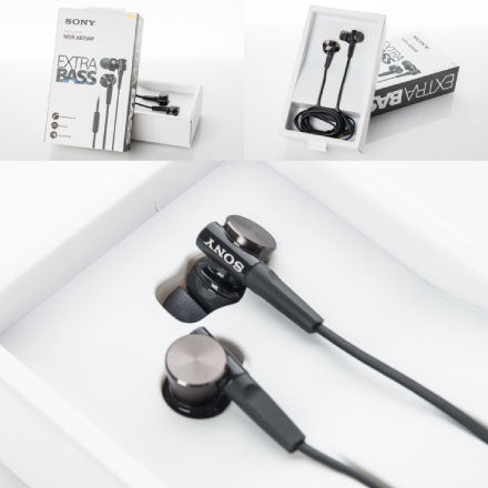 Best Earphones under 3000 Wired - Sony MDR-XB75AP