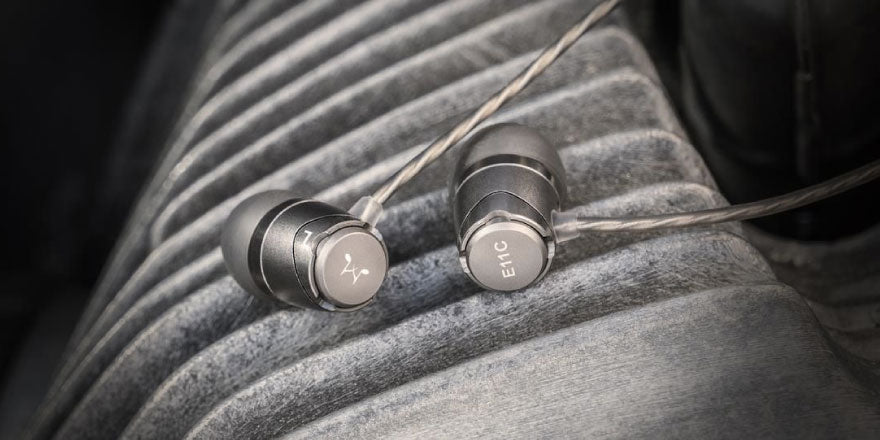 Best Earphones under 3000 Wired - SoundMAGIC E11C
