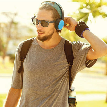 Best Extra Bass Wireless Headphones - JVC HA-S30BT