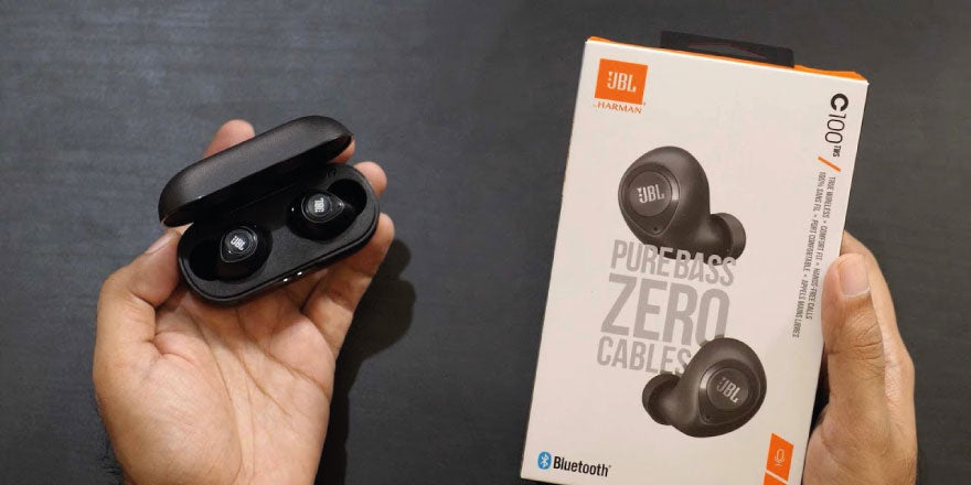 Best True Wireless Earbuds Under 5000 - JBL T100 TWS