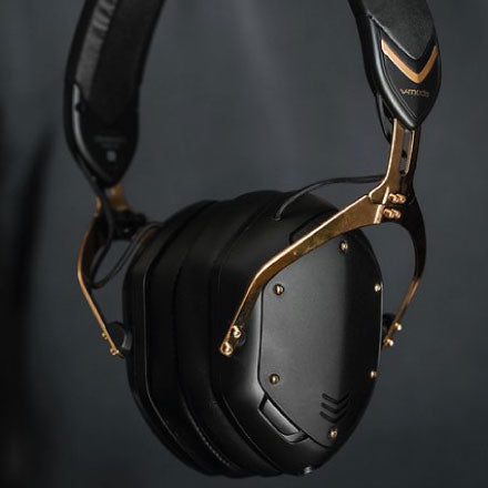 Best Extra Bass Wireless Headphones - V-MODA Crossfade 2 Wireless Codex