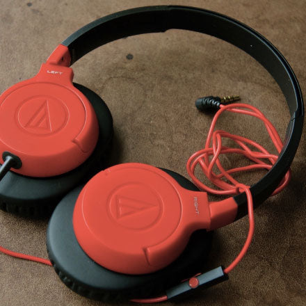 Best Work from Home Headphones under 1500 - Audio-Technica ATH-AX1iS