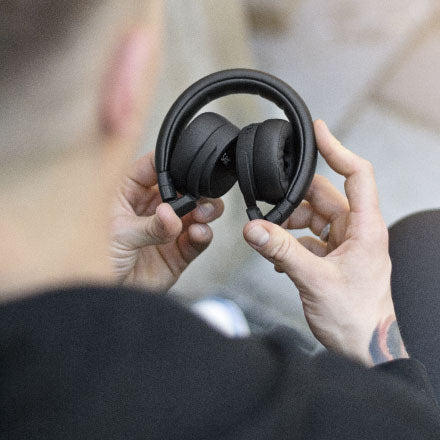 Best Bluetooth On Ear Headphones - JAYS x-Five Wireless
