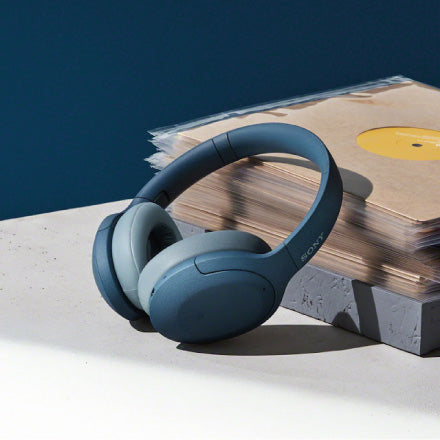 Best Over ear Headphones - Sony WH-H910
