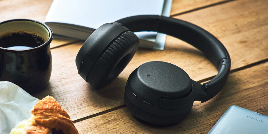 Best Extra Bass Wireless Headphones - Sony WH-XB700