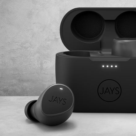Best Wireless Earbuds under 8000 - JAYS m-Seven True Wireless