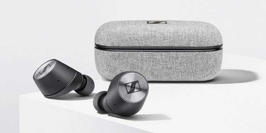 Headphones & Earphones for OnePlus 7 Pro - Sennheiser Momentum True Wireless