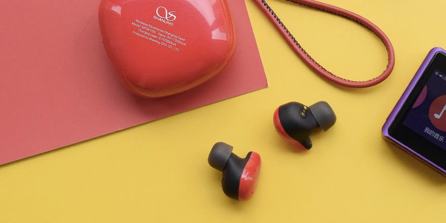 Best True Wireless Earbuds Under 5000 - Shanling MTW100