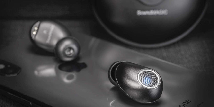 Best True Wireless Earbuds Under 5000 - SoundMAGIC TWS50