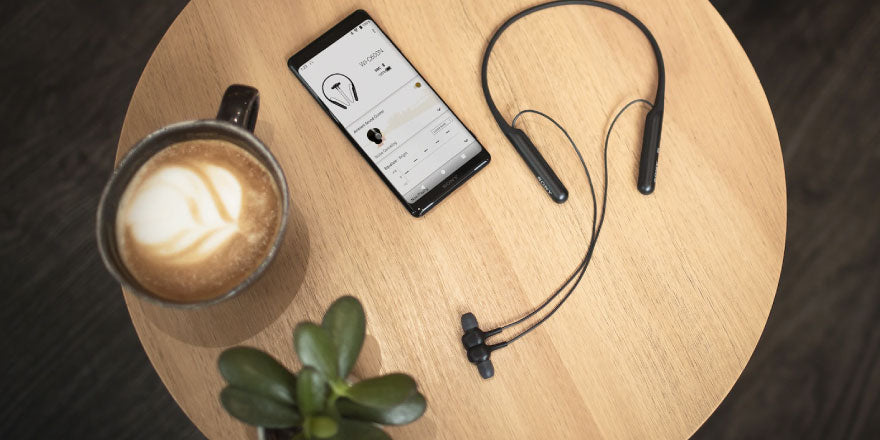 Headphones & Earphones for OnePlus 7 Pro - Sony WI-C600N