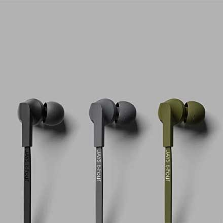Headphones & Earphones for OnePlus 7 Pro - JAYS t-Four Wireless