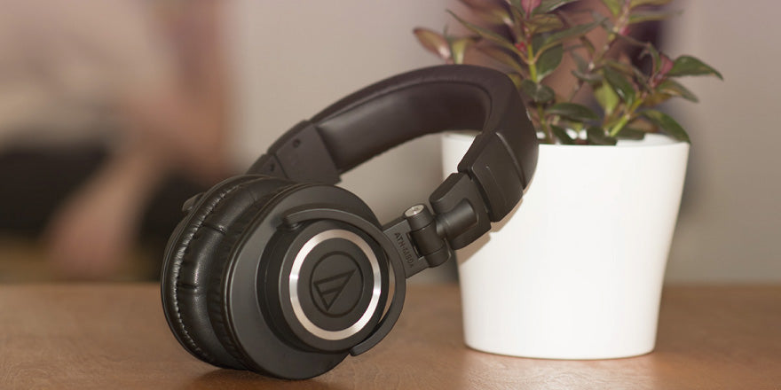 Best Wireless Headphones for TV - Audio-Technica ATH-M50xBT