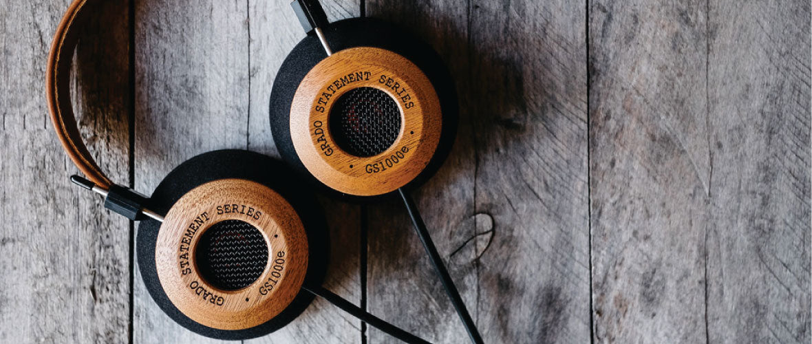 Headphone-Zone-Grado-Grado-GS1000e