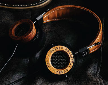 Headphone-Zone-Grado-RS1e - Intended for Studio Use