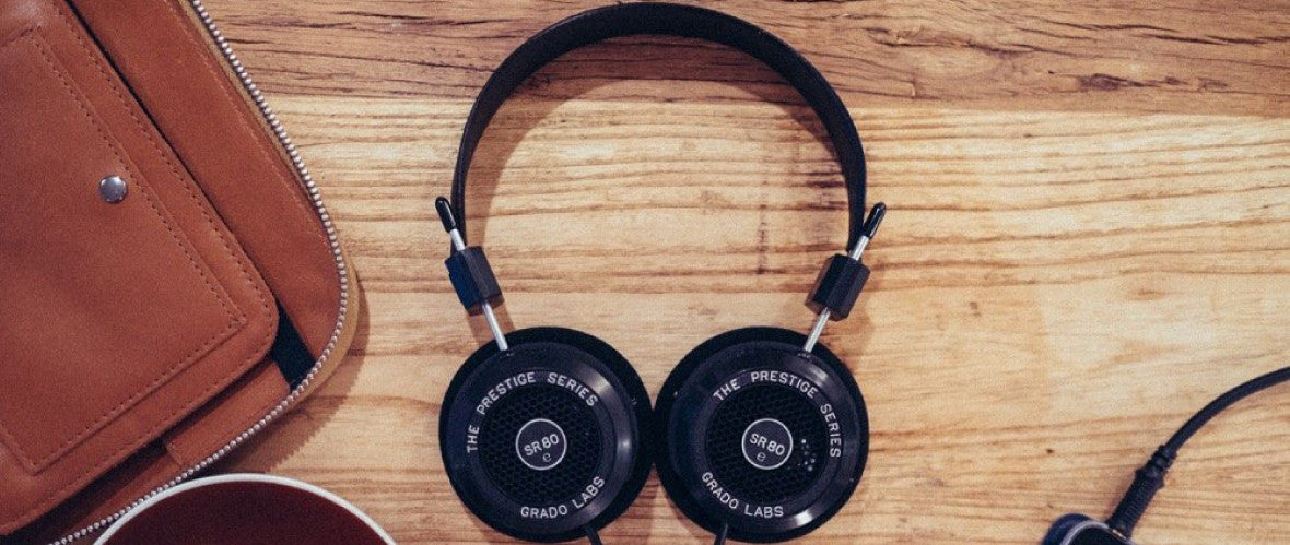 Headphone-Zone-Grado-SR80e